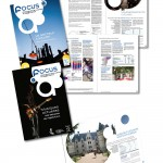 "Conception du magazine institutionnel ""Focus"""
