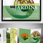 Conception d'une affiche et d'une brochure