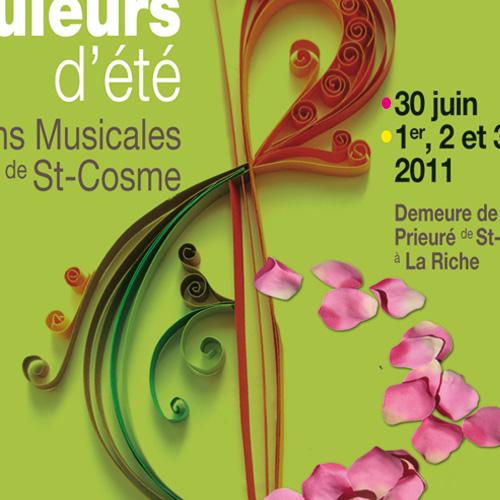 Musicales de Saint-Cosme 2011