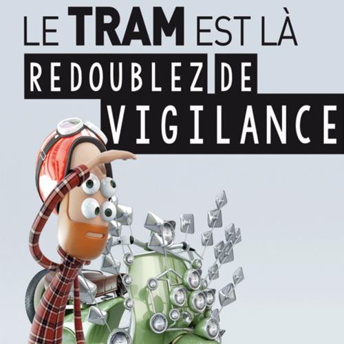 Campagne Tram