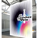 Proposition de maquette pour le Festival Loches en Voix