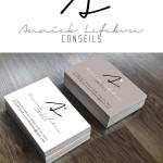 Création du logo et de la papeteaCréation du logo, de la papeterie et de la carte de visiterie