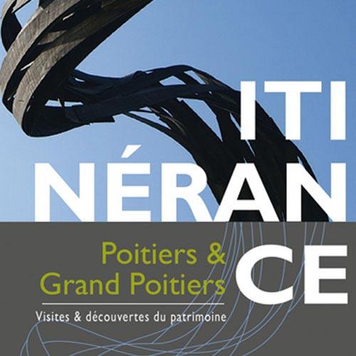 [Conception] [Mise en page] [Plaquette] [Brochure] Ville et Pays d'Arts et d'Histoire Poitiers