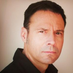 Sylvain Garrigues, graphiste, gérant de l'agence de communication Garrigues Créations Graphiques de Tours