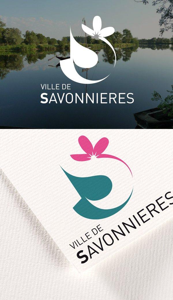 [Création] [Logo] [Charte] Ville de Savonnières
