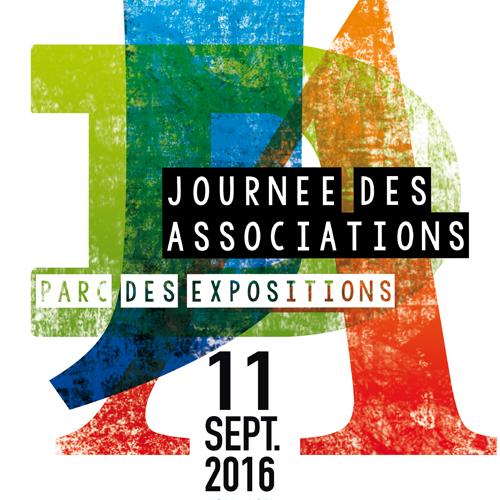 [Conception] [Affiches] Journées des associations 2016 Poitiers