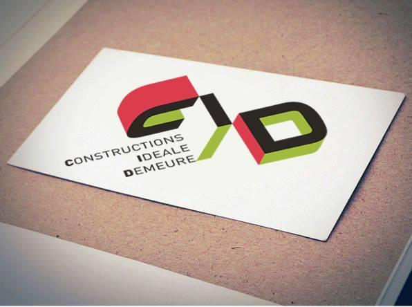 [Création] [Identité visuelle] Entreprise CID (Constructions Idéale Demeure)
