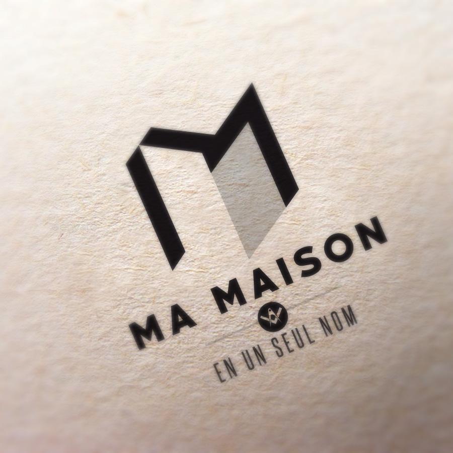 [Conception] [Logo] Entreprise Ma Maison