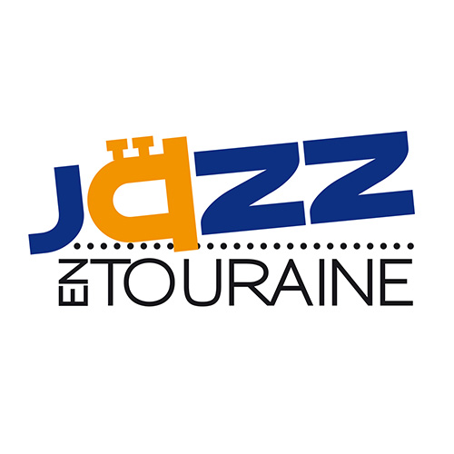 Logo festival Jazz en Touraine [conception ] [logo] [charte]