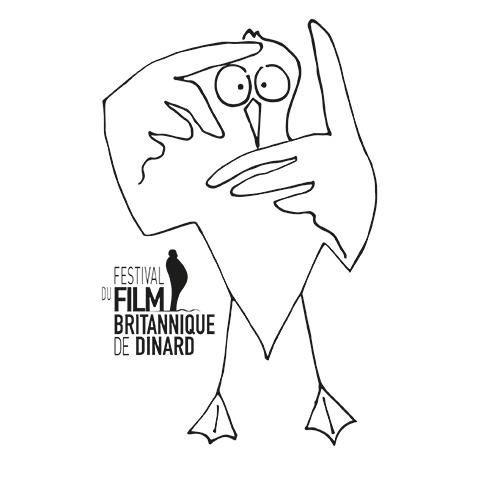 Tee-shirt Festival du Film Britannique de Dinard [Conception] [Création]