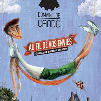 Campagne de promotion 2018 du Domaine de Candé