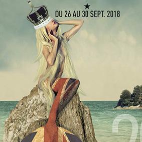 Festival du film britannique de Dinard 2018