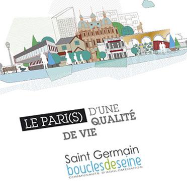 Communauté d'agglomération Saint-Germain Boucle de Seine