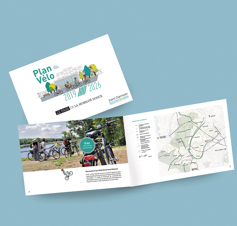 brochure plan velo piste cyclbale