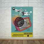 Nancy bibliothèque info médiathèque médias histoire affiche conception création graphique visuel communication